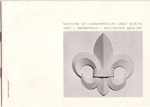 1967 Souvenir of Commonwealth Chief Scouts Visit; 02/2000/2359
