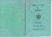 1950's Catholic Duty to God test card