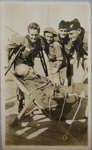 1929 New Zealanders enroute to the 3rd World Jamboree in the UK