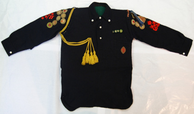 1926 Sea Scout uniform
