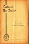 1946 to 1950 Scouting in New Zealand magazines