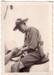 1935 Baden Powell on horseback at Frankston Jamboree