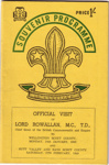 1949 Official visit of Lord Rowallan; 02/2003/3908