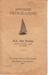 1947 2nd Sea Scout Regatta programme