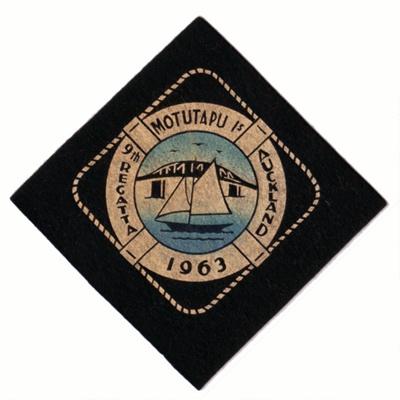 1963 Dominion Sea Scout Regatta