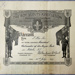1920's Learers Warrant certificates