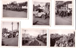 1935 Scout in the parade to farewell Lord Bledisloe in Christchurch
