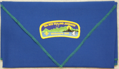 1999 15th Scout Jamboree scarves