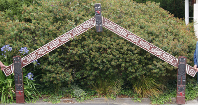 1935 Frankston Jamboree gate