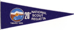 1985 National Scout Regatta