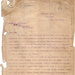 Correspondence Baden-Powell to Cossgrove; 1908