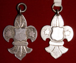 1916 arrowhead medal awards