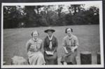 1938 Maori stick games at Gilwell Park