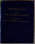 New Zealand Sea Scout Handbook; Brigadier General A.W.Andrew; 1928
