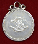1911 Scouts competition medal