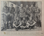 1924 NZ Scout Contingent returns