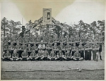 1954 Manawatu Scouts at the Canterbury Jamborette