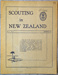 "1938 ""Scouting in New Zealand"" magazine"