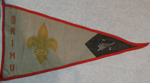 1947 Moisson Jamboree's Rimu Troop pennant