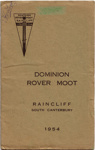 Dominion Rover Moot ; 1954
