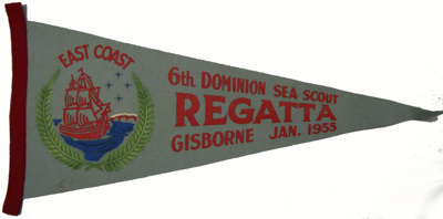 1955 Dominion Sea Scout Regatta