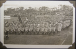 1935 New Zealand Scouts march past during the Frankston Jamboree opening