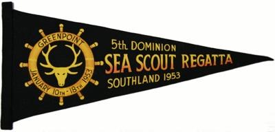 1953 Dominion Sea Scout Regatta