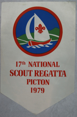 1979 National Sea Scout Regatta