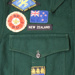 1960's Rover Scout green woollen uniform