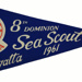 1961 Dominion Sea Scout Regatta