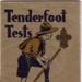 1930's Tenderfoot Tests; 02/2000/2340