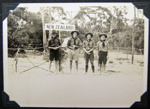 1936 NZ Scouts at the Australian Corroboree