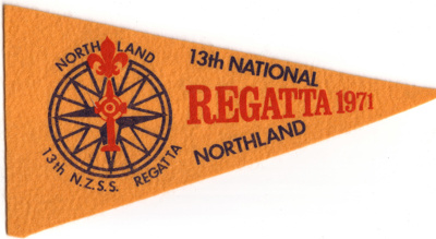 1971 National Sea Scout Regatta