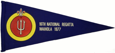 1977 National Sea Scout Regatta