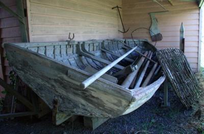 Boat; Ernie Lane; XFH.404