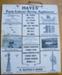 Poster, 'Hayes Farm Labour Saving Appliances'; Hayes Engineering Ltd (est 1885); XHE.287
