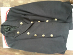 Fire officer's jacket; 2014.2