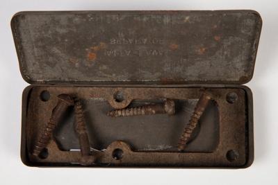 Tool Kit, Alfa-Laval Separator; Alfa-Laval; 1900-1950; WY.0000.1459