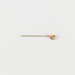 Tie Pin, Diamond Inset; Unknown manufacturer; Unknown; WY.0000.184