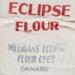 Bag, Milligan's Eclipse 5kg Flour; Milligan's Flour Company; 1970-1980; WY.1994.26.4