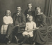 Photograph, Harry and Margaret Allan and Family; Campbell Photo, Invercargill. N,Z.; 1910-1918; WY.1989.513.6