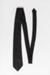Tie, Black Wool; Klipper; 1965-1975; WY.0000.76