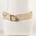 Belt, Naval Uniform; Unknown manufacturer; 1950-1960; WY.1989.318
