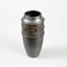Vase, Hammered Finish ; Unknown manufacturer; 1920-1930; WY.2001.21.4