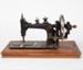 Sewing Machine, Frank Williams Tailor; Wertheim, Joseph; 1905-1915; WY.1988.73