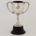 Trophy, McKenzie Sisters Challenge Cup; Unknown manufacturer; 1965; WY.2001.17.16