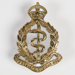 Badge, Military NZ Medical Corps; Unknown manufacturer; 1914-1918; WY.2000.12.4.22