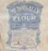 Bag, McDougall's Self-Raising Flour; McDougall's Self-Raising Flour; 1950-1960; WY.0000.364