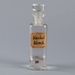 Bottle, Alcohol Absol. and Stopper; Whitall Tatum Company; 1900-1910; WY.0000.479