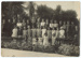 Photograph, District High School, Wyndham, 1931. Standing on forms, male teacher to right hand side.; Unknown photographer; 1931; WY.TN.2019.77